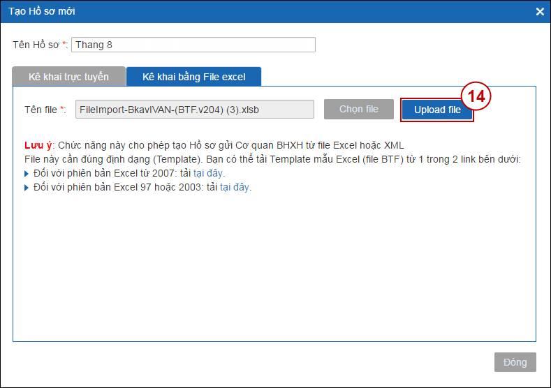 Hướng dẫn - Bảo hiểm xã hội điện tử - Bkav Corporation
